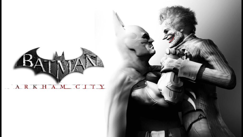 Batman: Arkham City action game