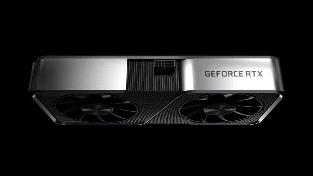 Nvidia RTX 3070 graphics card