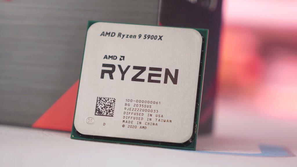 AMD Ryzen 9 5900X cpu